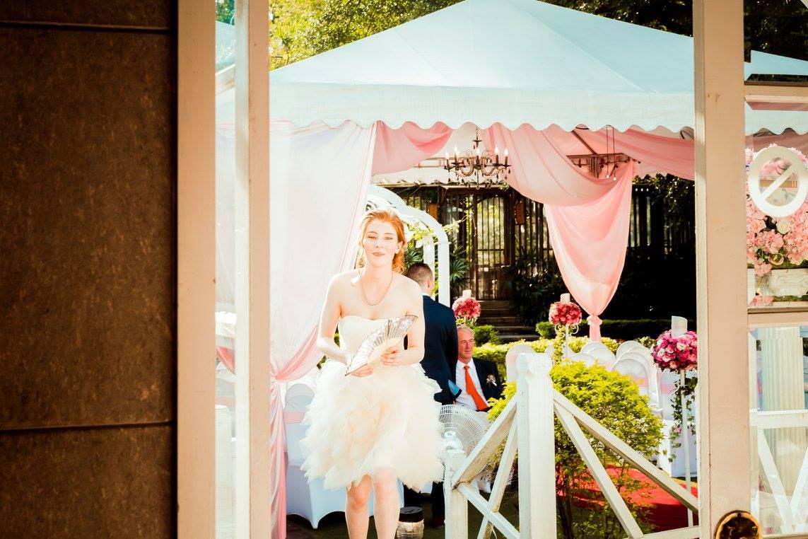 婚禮攝影:青青草園婚禮儀式